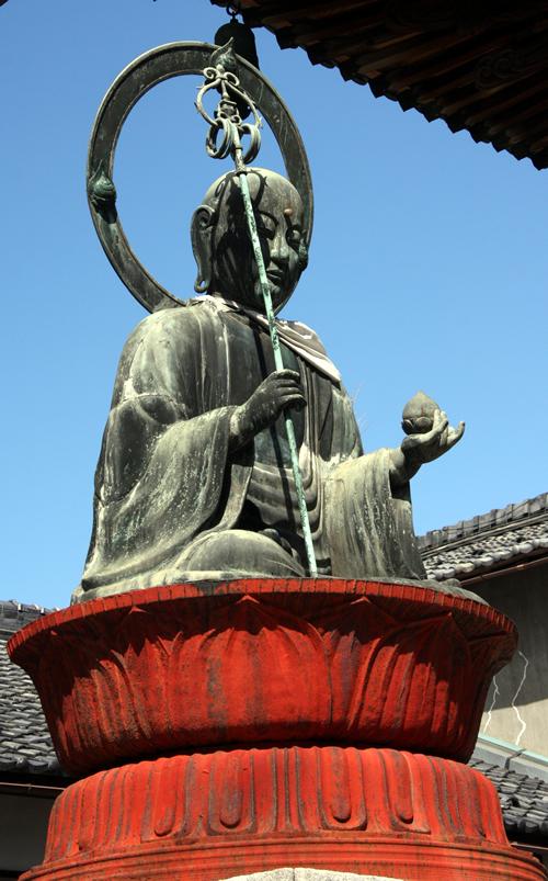 50%,延命地蔵菩薩座像
